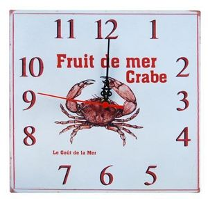 Milk and Honey -  - Horloge De Cuisine