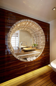 STUC et MOSAIC (mosaique) - salle de bain design en mosaique - Salle De Bains