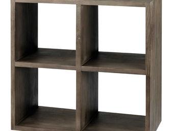 ZAGO - etagere rangement en teck - Etagère