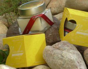 NICOLOSI CREATIONS -  - Bougie Parfumée