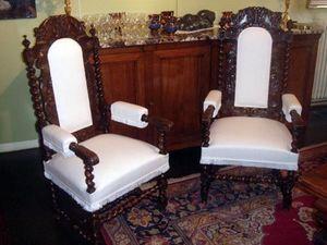 Grand Papa Antiquites - fauteuils - Fauteuil