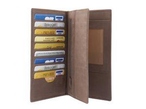 RENOUARD - come - Porte Cartes De Crédit