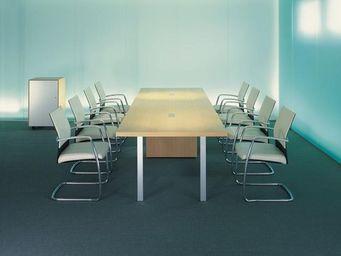 Haworth - a_con conference table - Table De Réunion