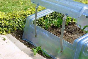 La boutique du jardinage - châssis, mini serre - Mini Serre