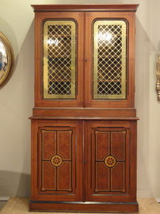 PELAZZO LEXCELLENT ANTIQUITES - art and craft - Armoire Vitrine