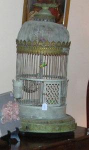 Lola Brocante - cage - Cage À Oiseaux
