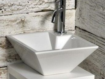 Atlantic Bain - lavabo piramid - Lave Mains