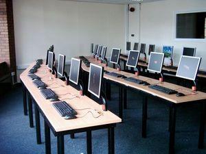 I-Desk Solutions - i-classic - Meuble Ordinateur