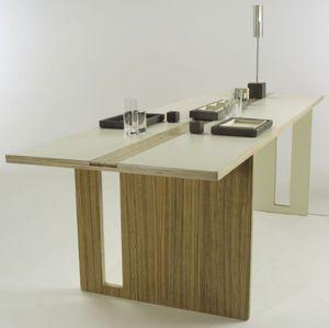 Attic 2 - bwrdd 02 - Table De Repas Rectangulaire