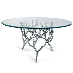 Villiers - wayside dining table - Table De Repas Ronde