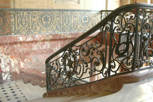 Atelier Steaven Richard -  - Rampe D'escalier