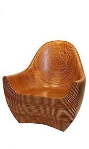 Oggetti - showtime regal chair - Fauteuil Bas