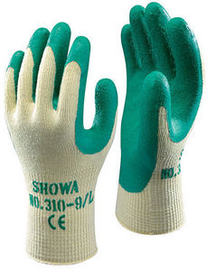 globus - 310 grip green - Gant De Protection