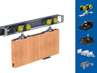 Wimove - kit garniture pour 1 porte herkules - Motorisation Pour Porte D'int�rieur