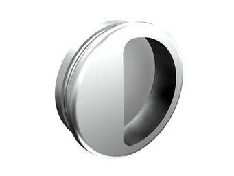 Wimove - poignee cuvette ronde diametre 50 mm - plastique a - Poignée Cuvette