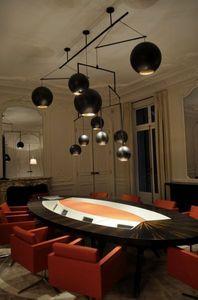 JM CREATIONS PARIS -  - Suspension De Bureau