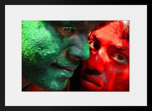 PHOTOBAY - holi faces n°1 - Photographie