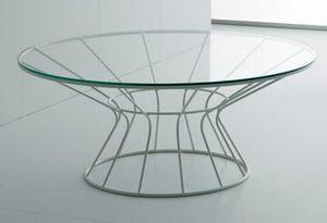 ENRICO ZANOLLA -  - Table Basse Ronde