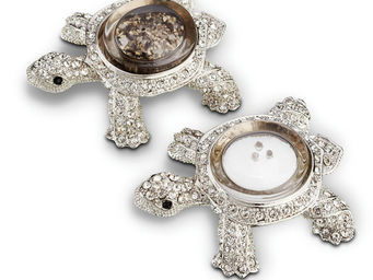L'OBJET - turtle spice jewels - Sali�re Et Poivri�re