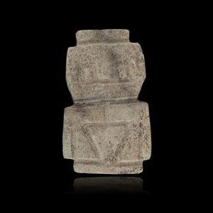 Expertissim - idole en pierre. equateur, valdivia - Objet D'art Précolombien