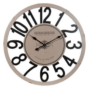 Maisons du monde - horloge maitre horloger - Horloge De Cuisine