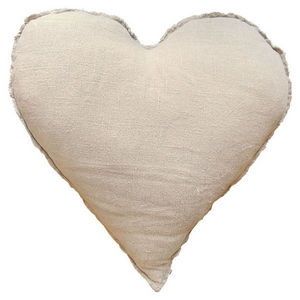 Sugarboo Designs - pillow collection - heart shaped pillow - Coussin Forme Originale