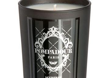 POMPADOUR - myrthe - Bougie Parfum�e