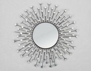 L'ATELIER DU VERRE -  - Miroir Soleil