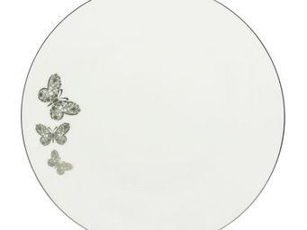 Haviland - papillon - Assiette De D�gustation