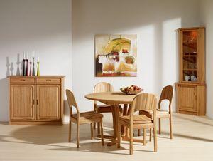DYRLUND -  - Table De Repas Ronde