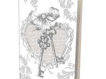 Mathilde M - carnet 32 pages les clefs du paradis - Carnet De Notes