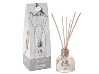 Mathilde M - diffuseur verre, parfum fleur de coton - Diffuseur De Parfum