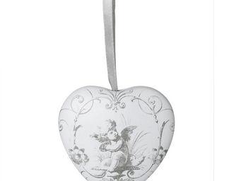 Mathilde M - cur décoratif volutes - Coeur