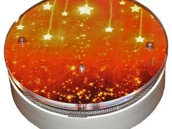 AVISSUR - d'or et d'étoiles - Alarme Détecteur De Fumée