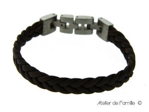 Atelier de Famille -  - Bracelet Homme