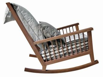 GERVASONI -  - Rocking Chair