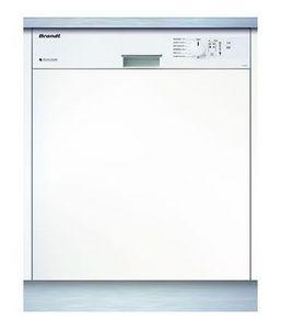 Brandt - lave vaisselle intgrable vh1200w - Lave Vaisselle Encastrable