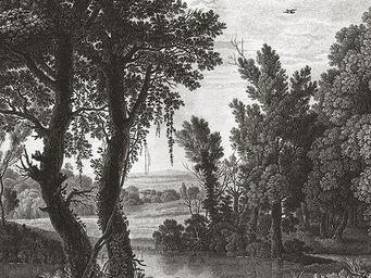 Ananb� - campagne - Papier Peint Panoramique
