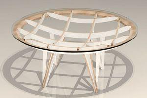 Meritalia -  - Table Basse Ronde