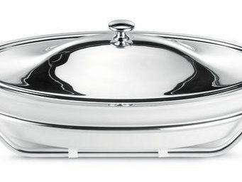 Greggio - oval casserole with lid grand gourmet - Plat De Pr�sentation