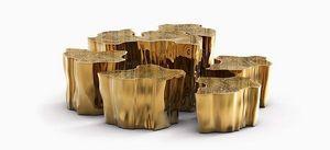 BOCA DO LOBO - eden series small - Table Basse Forme Originale