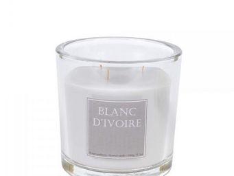 BLANC D'IVOIRE - l'orientale - Bougie Parfum�e
