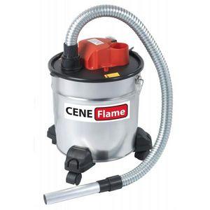 RIBITECH - aspirateur à cendre ceneflame ribitech - Aspirateur À Cendres