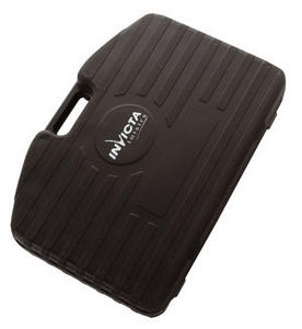 INVICTA - malette avec 18 accessoires barbecue en inox et bo - Accessoires Barbecue