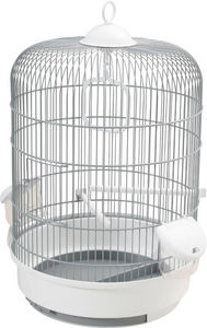 ZOLUX - cage clara pour oiseaux avec poign�e de transport - Cage � Oiseaux