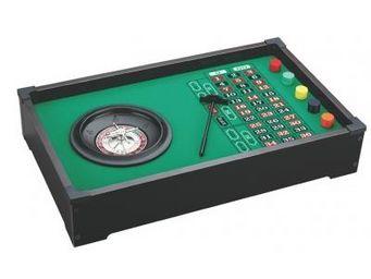 Cm - jeu de table casino roulette - Table De Jeux
