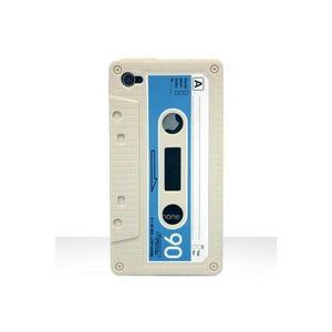 Extreme design - etui iphone 4 k7 - Coque De Téléphone Portable