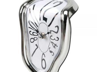 La Chaise Longue - horloge molle dali - Horloge � Poser