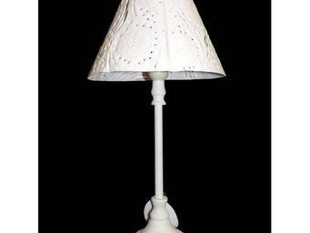 L HERITIER DU TEMPS - lampe electrique m�tal style loft - Lampe De Chevet