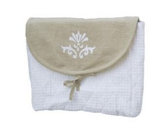 Mathilde M - trousse � maquillage - collection arabesque - math - Trousse De Toilette